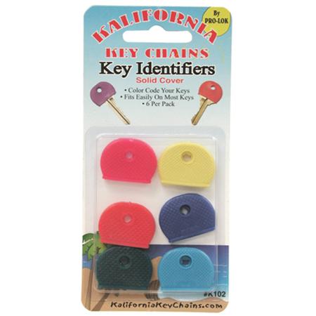 Solid Cover Key Identifiers Pro Lok