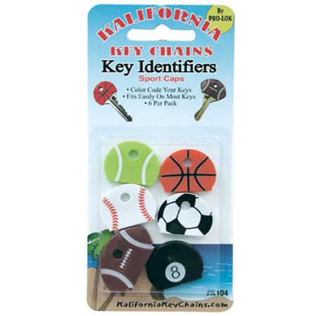 Solid Sport Key Identifiers Pro Lok