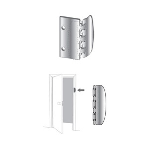 Privacy Flip Lock - EFL-100