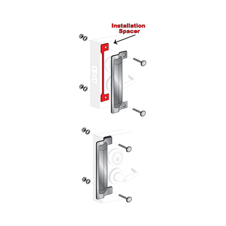 13 Quot Latch Protector Pro Lok