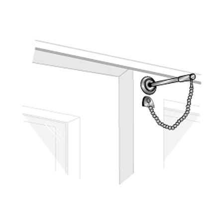 Patio Door Lock - Pin | PRO-LOK