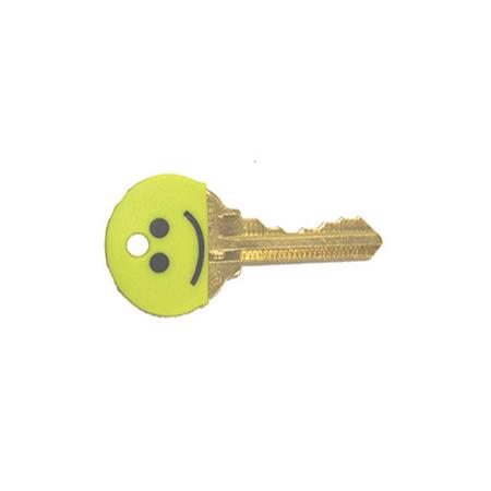 Solid Happy Face Key Identifiers Pro Lok