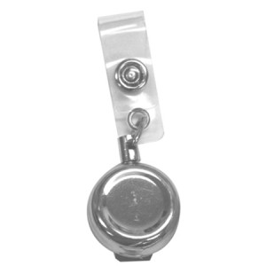 ID Badge Reel Key Chain