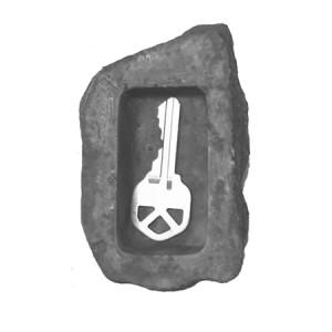 Hide-a-rock image 1