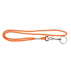 Neon Lanyard Key Chain