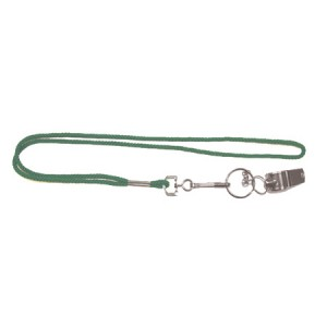 Lanyard and Whistle Key Chain