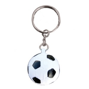 Soccer Ball Key Ring