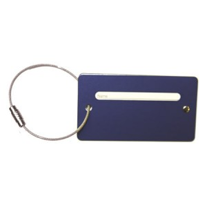 Aluminum Luggage Closed Key Chain
