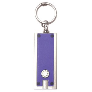 Designer Lighted Key Ring