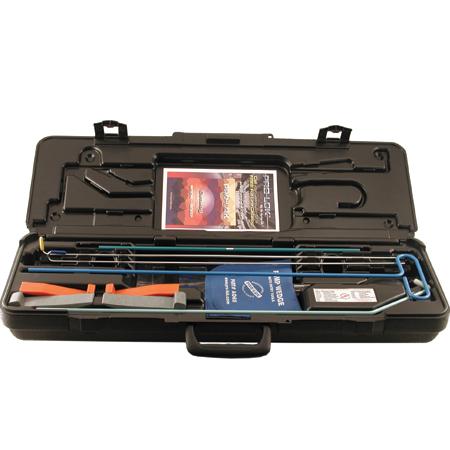 13 pc Ultra Long Reach Car Opening Tool Kit -13 Piece Long Reach Car Opening Kit