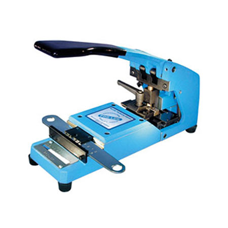 Hager Blue Punch Key Machine Pro Lok