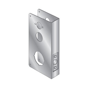 Door Security Hardware Door Strike Plate Door Reinforcer