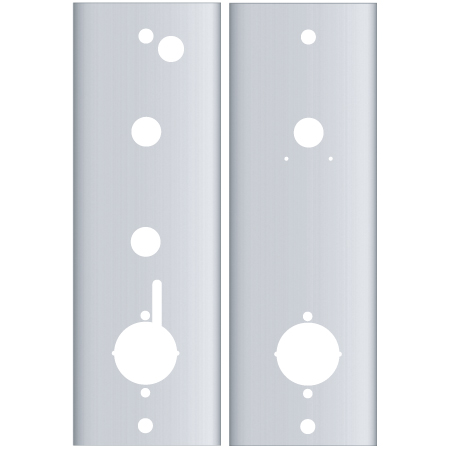 Sargent Profile 10 Line Cylindrical Flat Plates Pro Lok