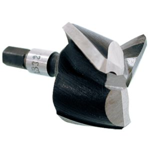 "INJIGC-MORT-CNAB32: 1-1/4"" Aluminum Cutter for Mortise Installation"