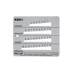 Popular Key Decoder