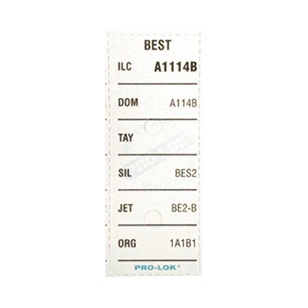 Key Tag System Domestic Pro Lok