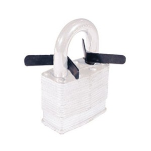 Lock Picking Padlock Shims
