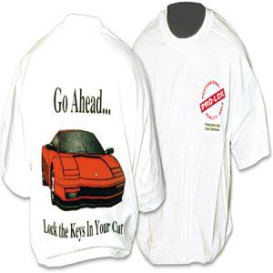 PRO-LOK: CAR LOCKOUT TOOLS T-SHIRT