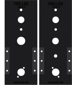 Sargent INSargent IN Series Mortise Installation Template Series Mortise Template - IN482-MORT-PRO