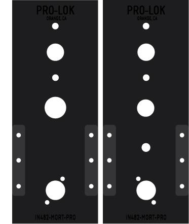 sargent in series mortise pro templates pro lok. Black Bedroom Furniture Sets. Home Design Ideas