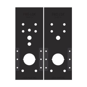 Schlage AD Mortise Installation Template Set