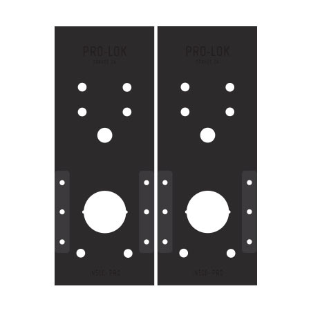 Schlage AD CYC Installation Template Set IN500-PRO