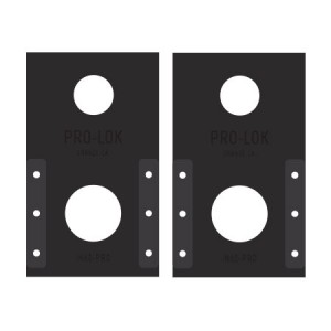 Schlage H Series Template Set