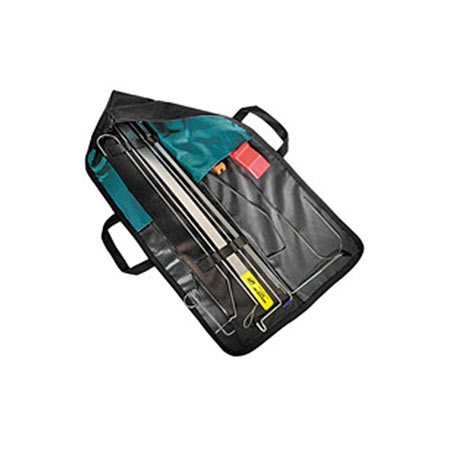 Deluxe Zippered Case For Car Opening Tools Pro Lok