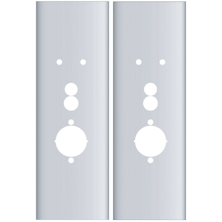 Alarm Lock Trilogy Flat Plates Pro Lok