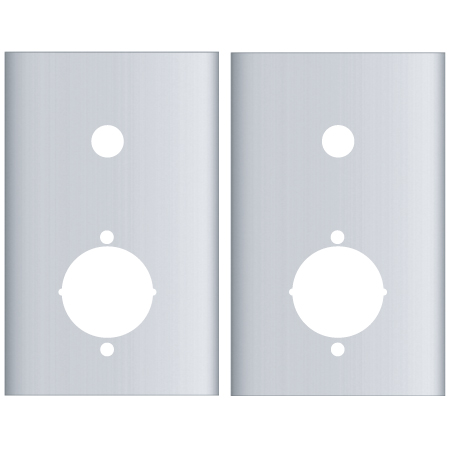 Arrow Revolution Yale Intouch Flat Plates Pro Lok