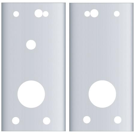 Schlage Co Mortise Flat Plates Pro Lok