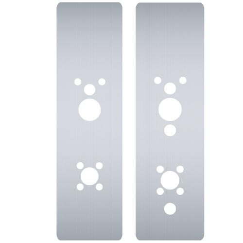 EWP-IN50-FP-S-GREENWICH: Schalge LE Series Greenwich Flat Plate Set