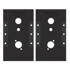 PRO-LOK IN440-PRO Sargent 7800 and Sargent 8800 Mortise Template Set